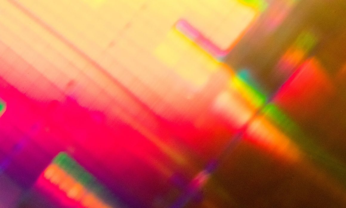 Abstract bright colours